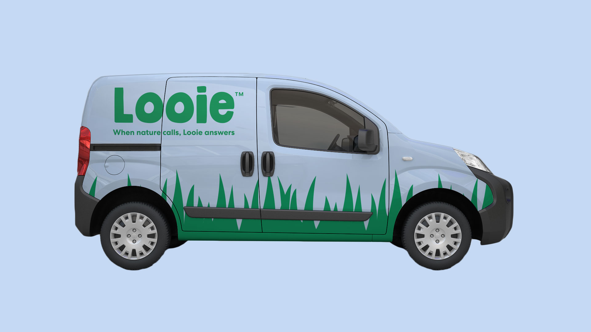 looie branding