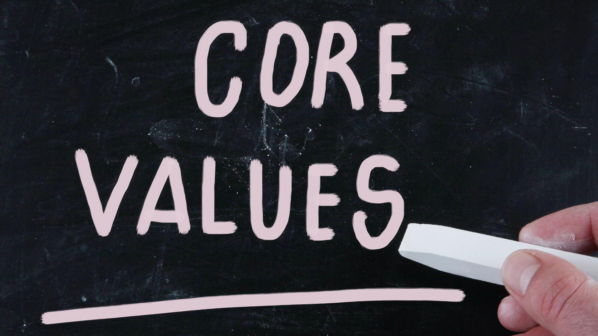Your Values Are Your Commandments