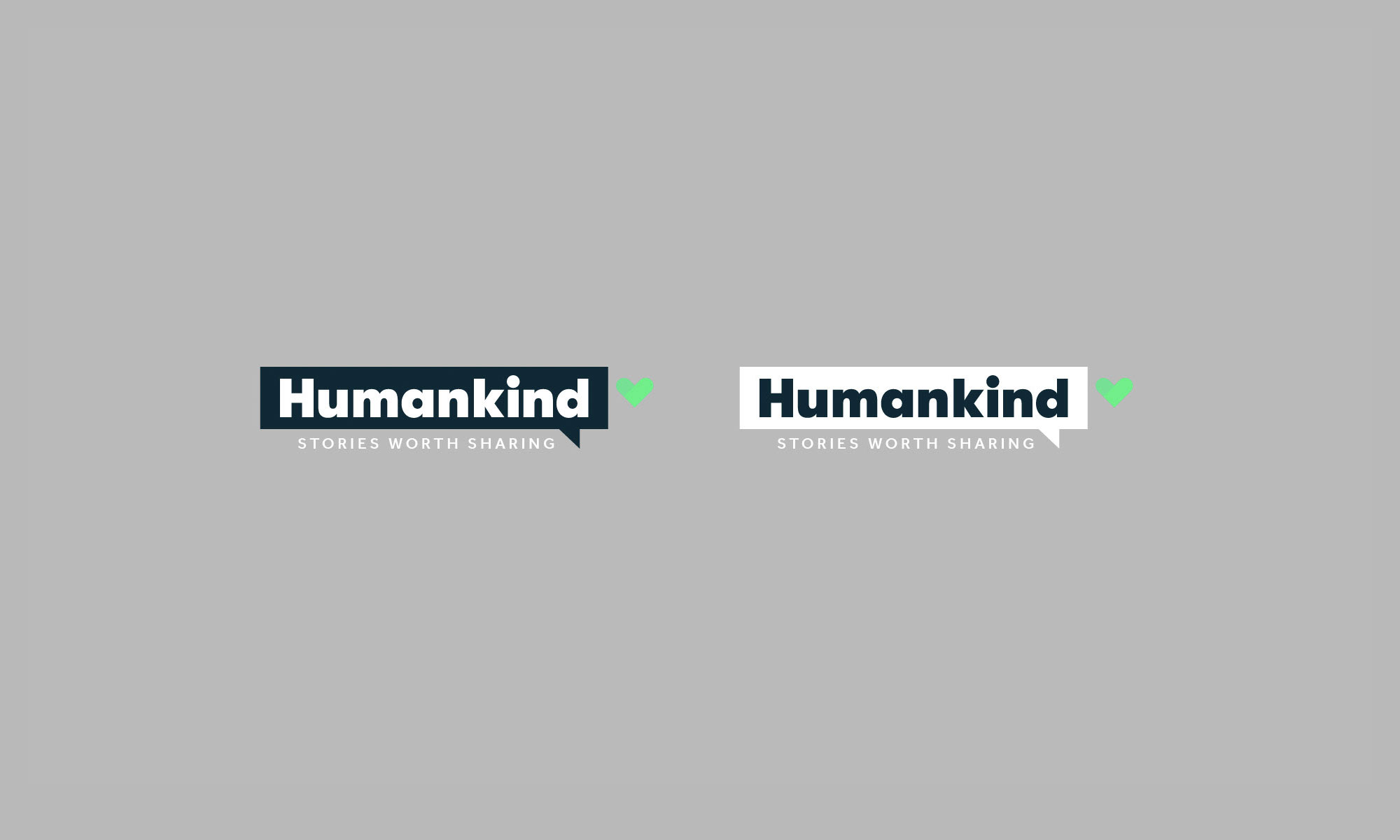 humankind logos