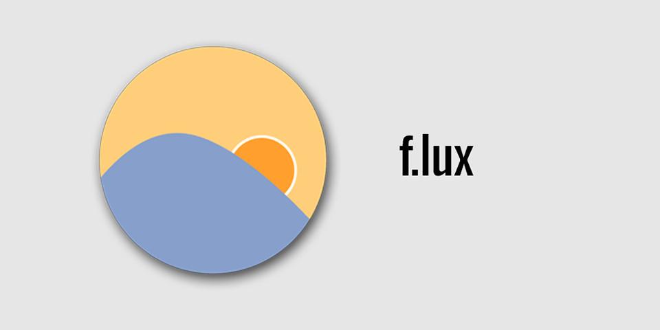 F-lux app
