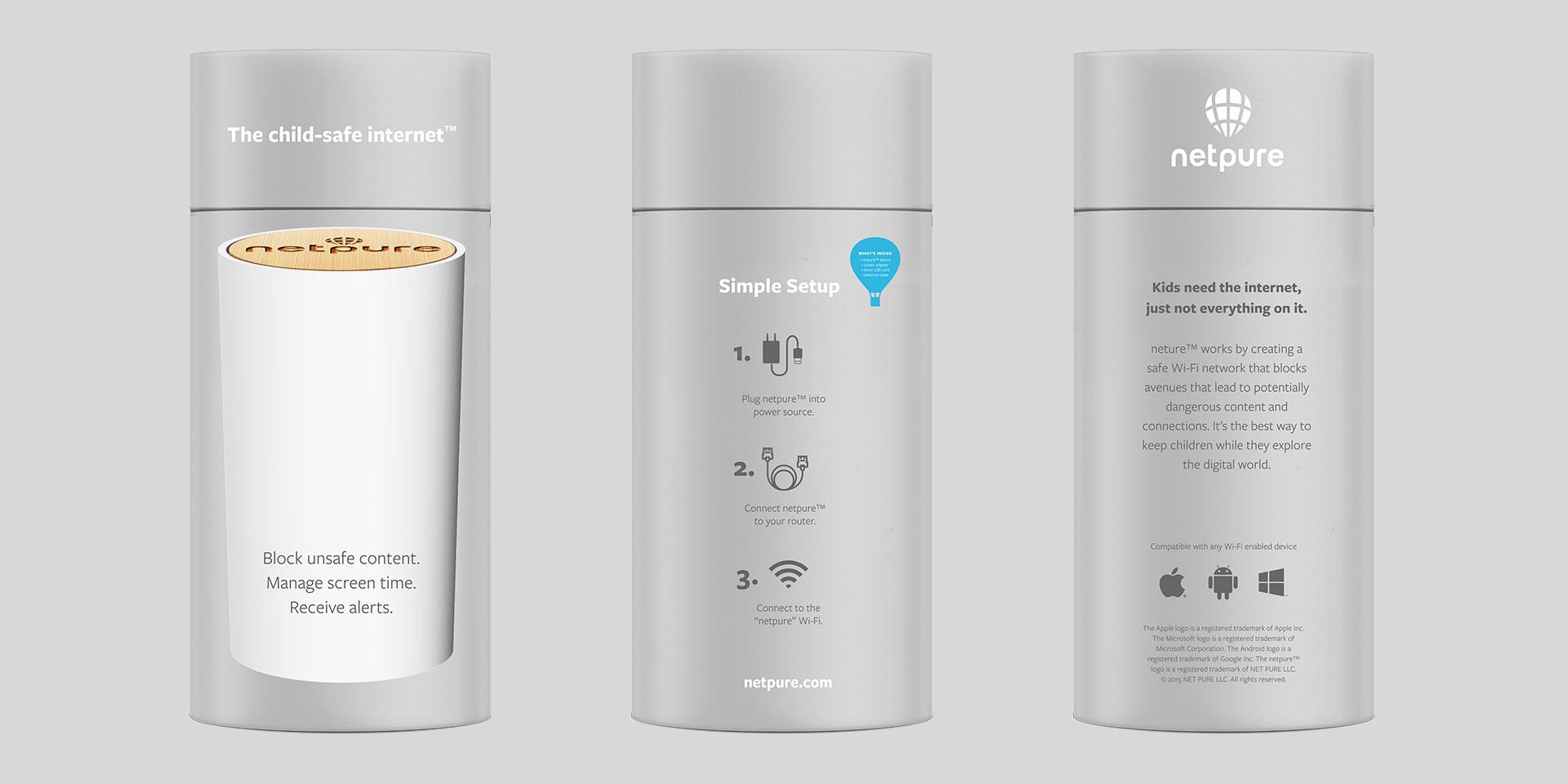Netpure | Motto | Consumer Goods Packaging