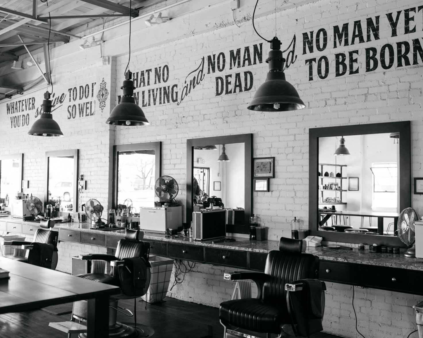 Fort Worth Barber Shop