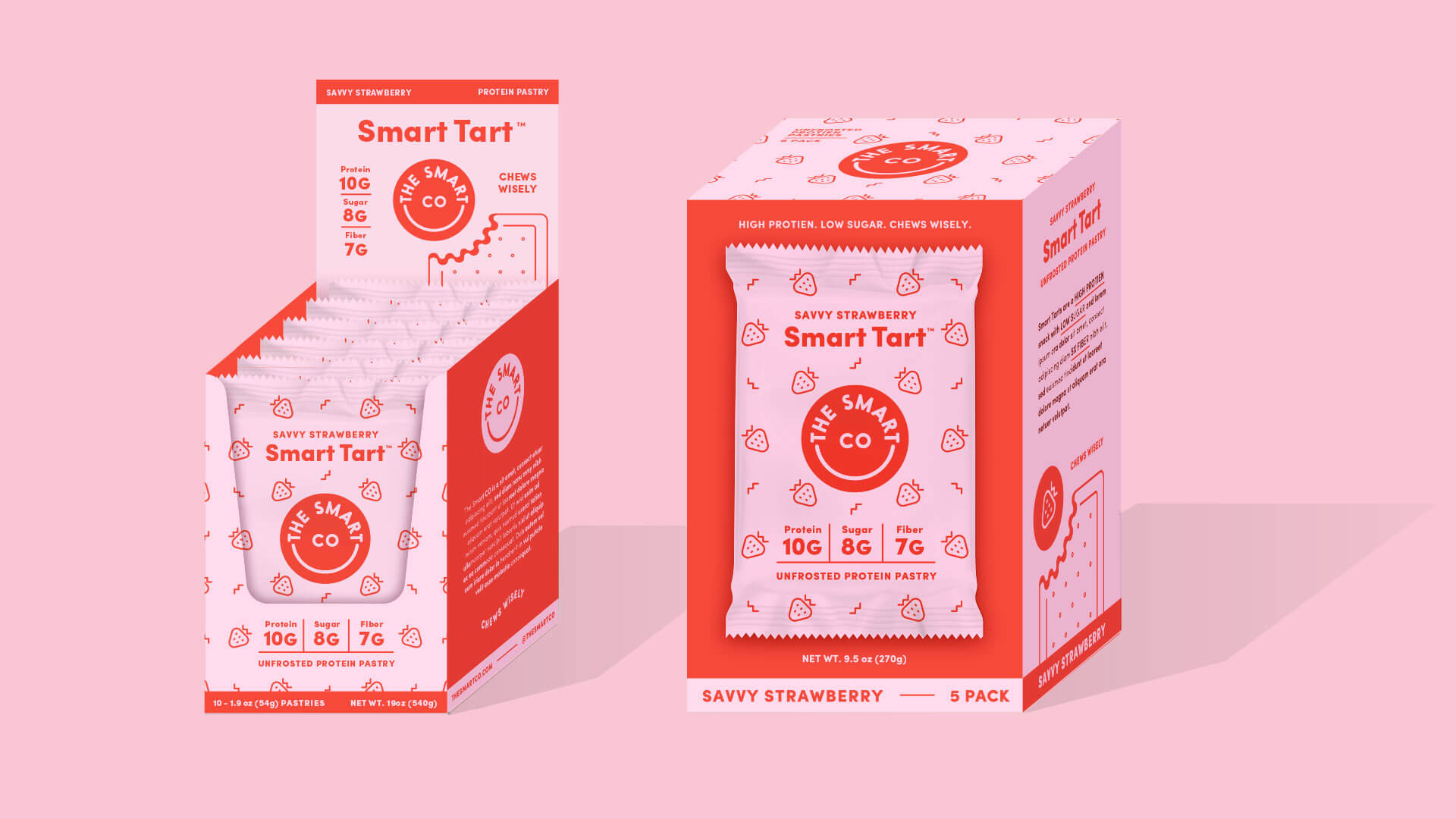 Smart Co packaging