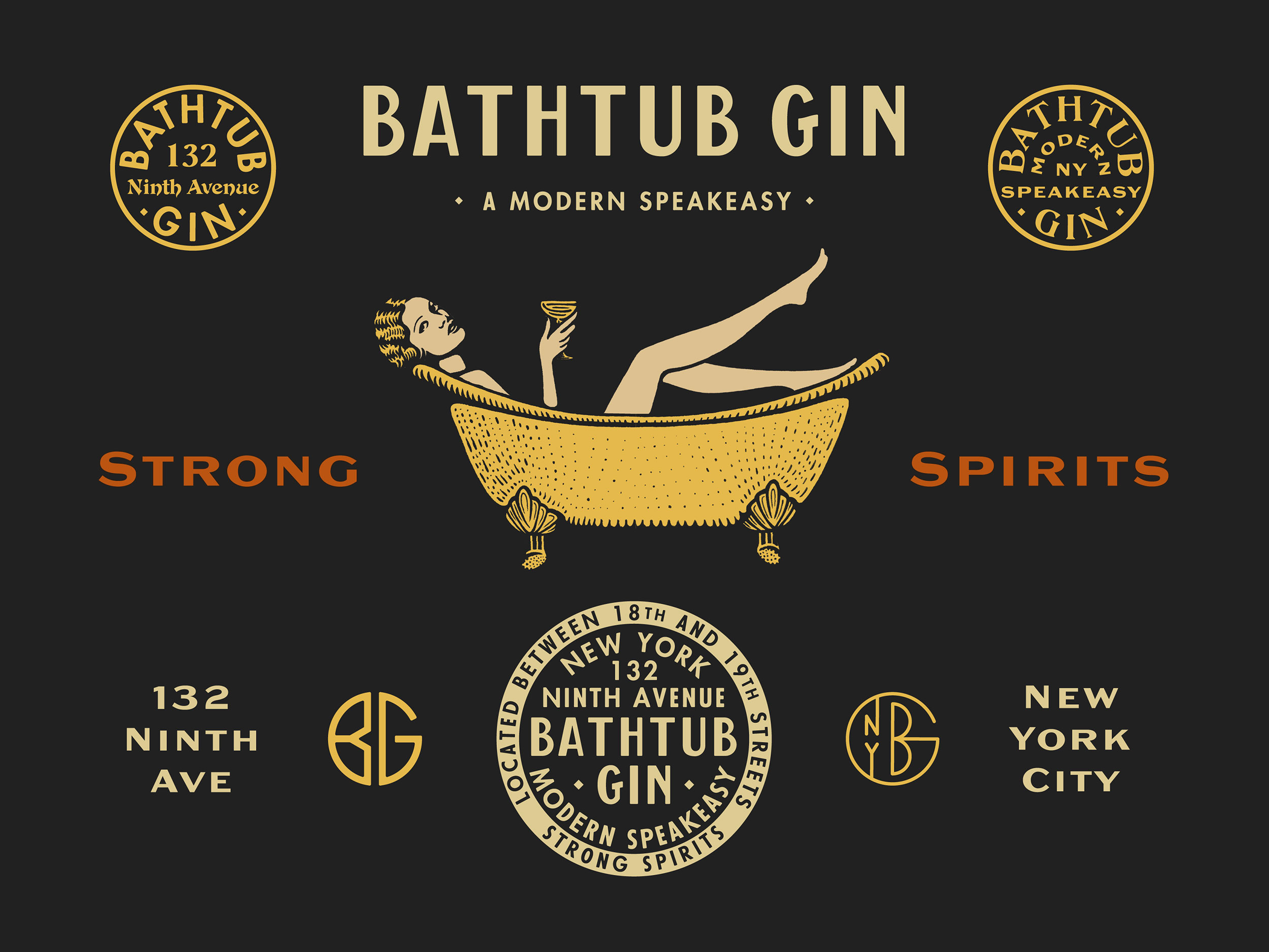 bathtub gin by motto