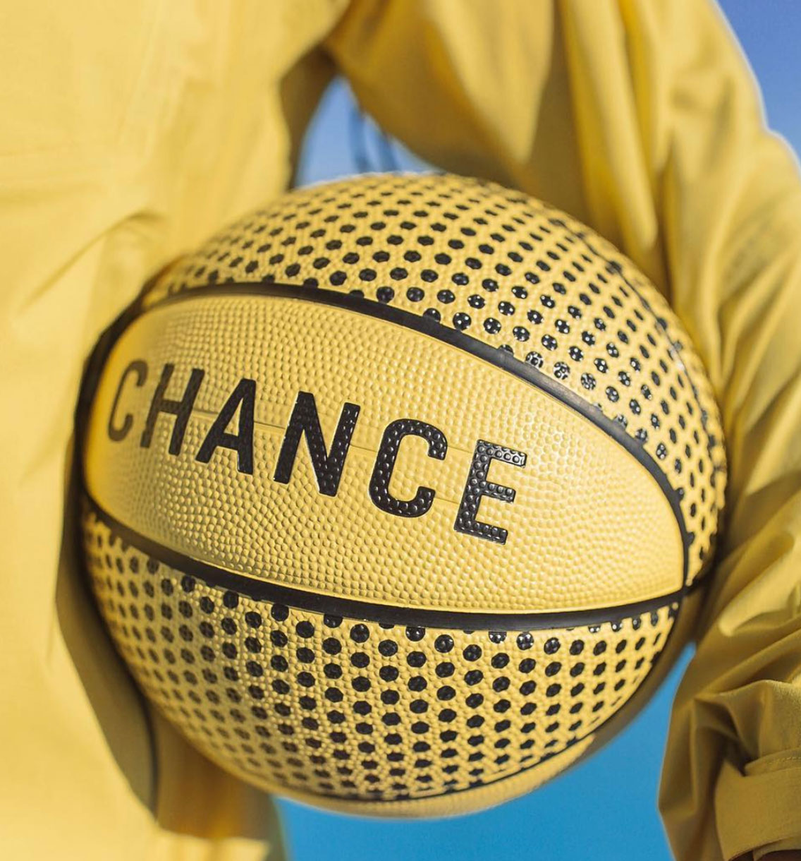 chance athletics branding