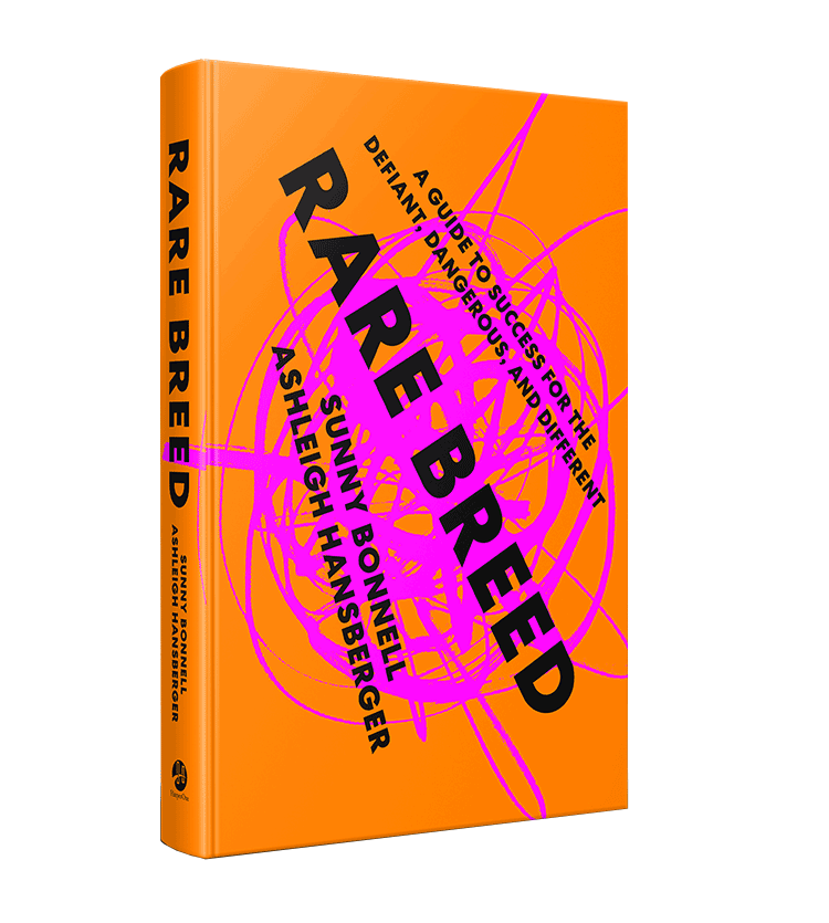 rare breed a guide to success