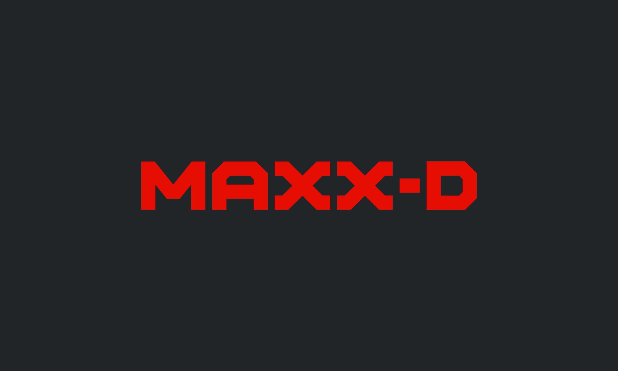 maxxd logo