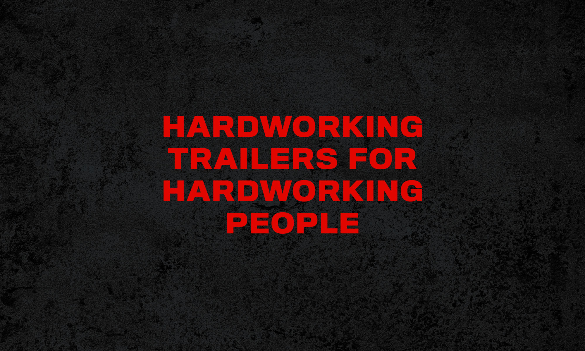maxx-d trailers