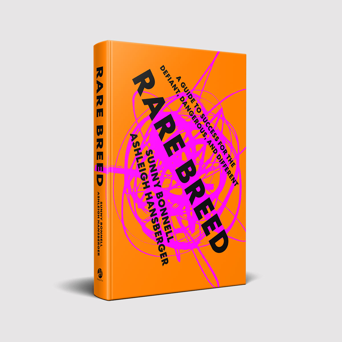 Rare Breed: A Guide to Success for the Defiant, Dangerous, & Different (Author Signed)