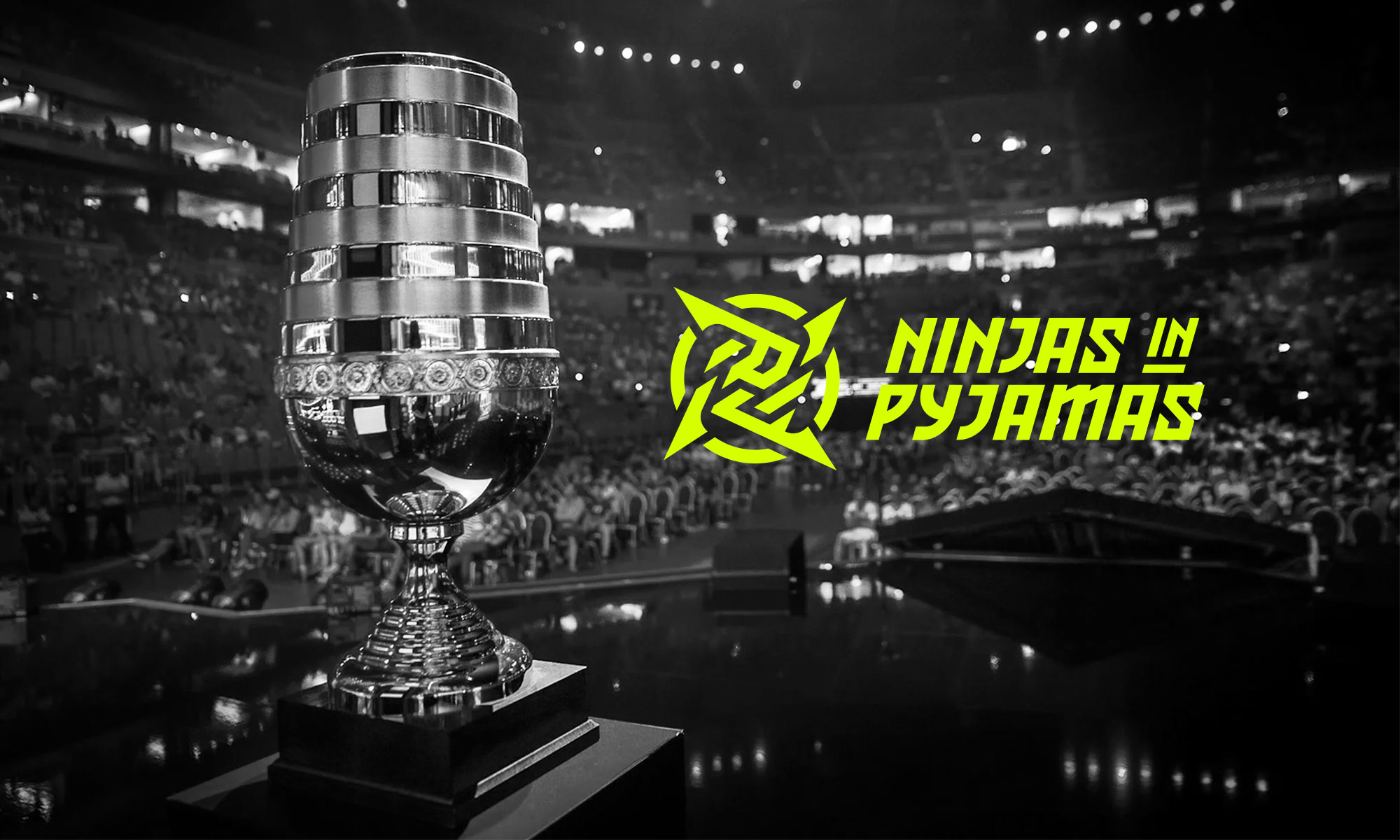 ninjas in pyjamas rebrand by motto