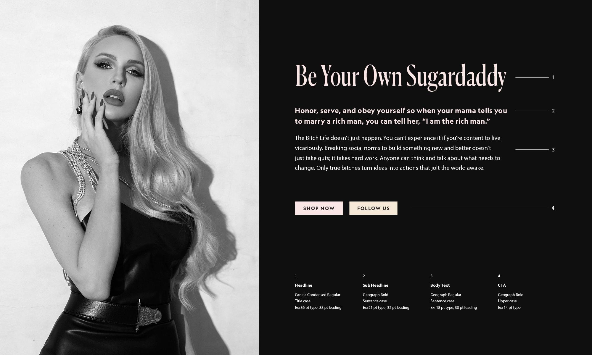 branding agency for celebrities